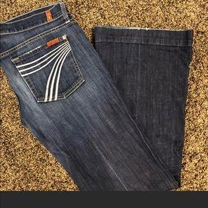 7 for Mankind Dojo Jeans